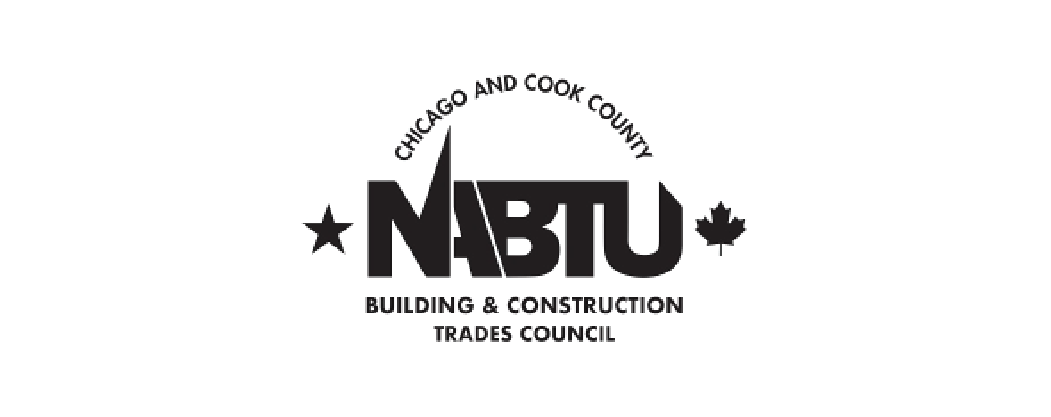 Illustration of Chicago Cook County Building Construction Trades Council Logo