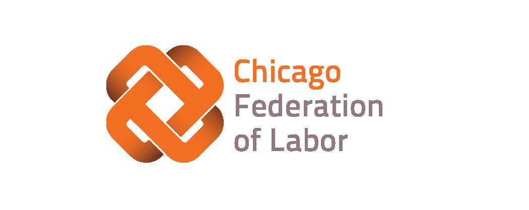 Graphic Logo Chicago Federation Of Labor
